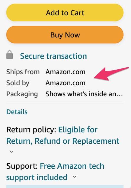 Amazon Buying Tips